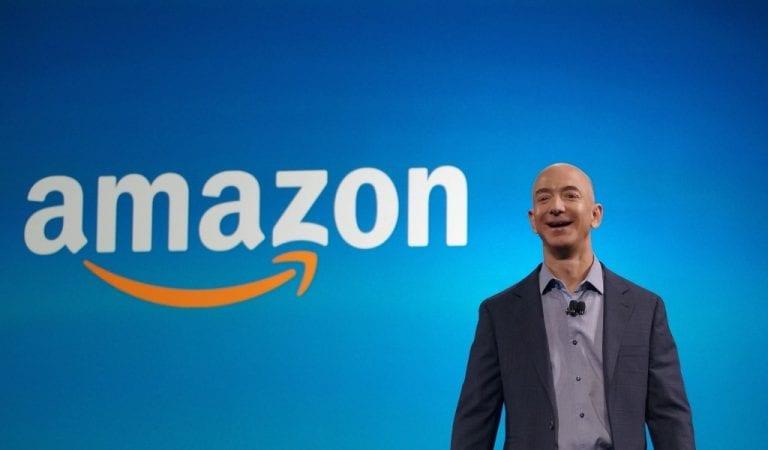 CEO Amazon Singkirkan Titel Terkaya Dari Tangan Bill Gates