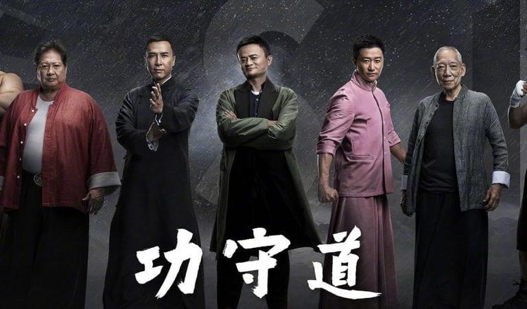 Jack Ma Tambah Catatan Karir Dengan Bermain Film Action
