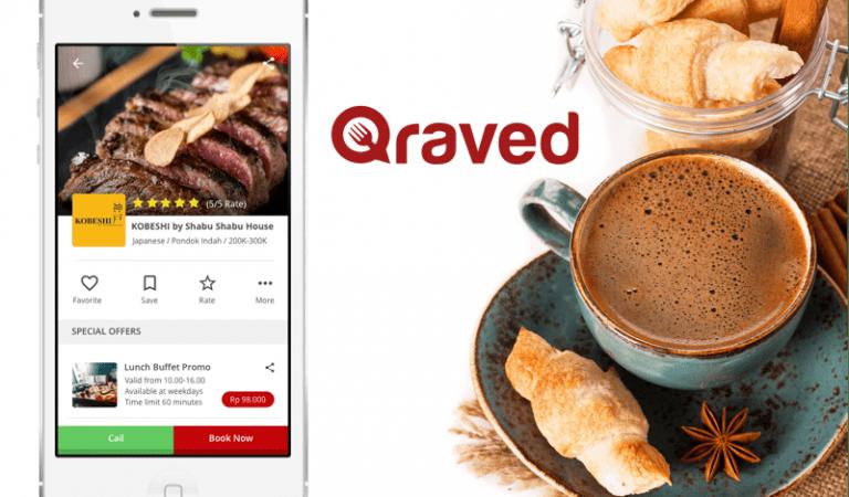 Cari Rekomendasi Restoran di Qraved Aja