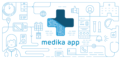 Medika Apps: Permudah Pasien untuk  Bertemu Dokter