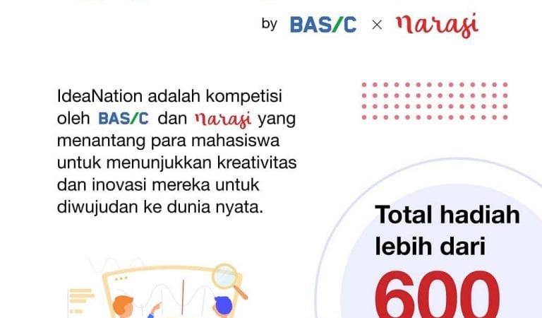 Ideanation 2019: Wadah Inovasi Generasi Muda