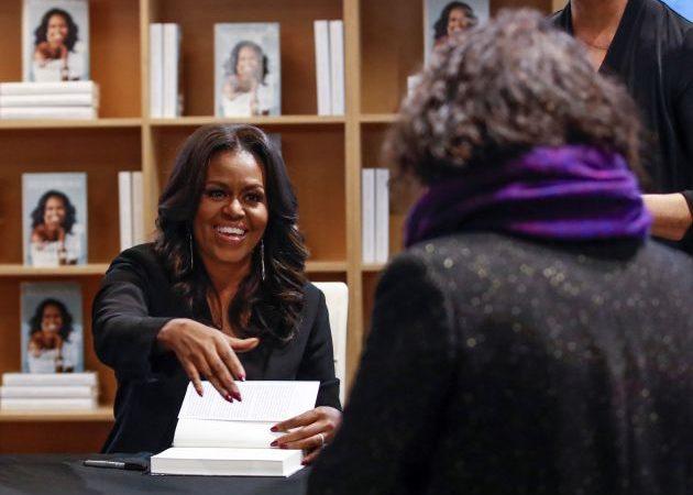 Michelle Obama: Apa Yang Membedakan Orang Sukses Dengan Yang Lainnya?