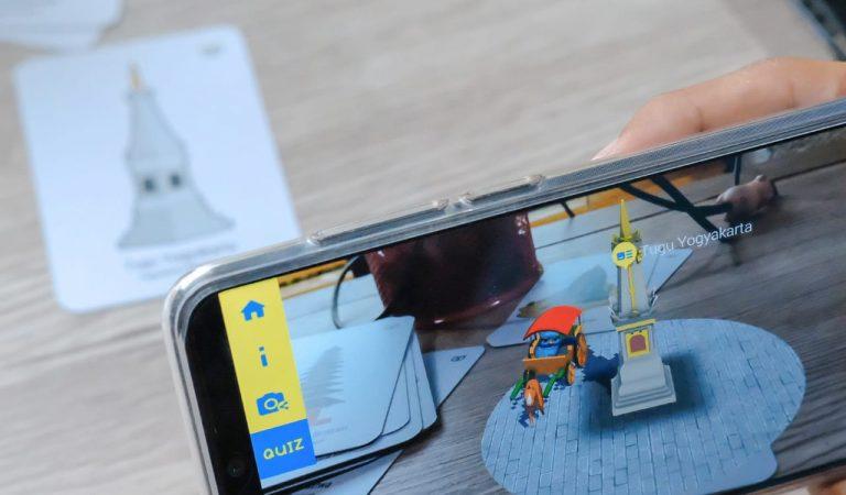 Clenovio: Belajar Dengan Learning Tools Kekinian Teknologi Virtual AR/VR