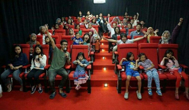Indicinema:  Bioskop Alternatif yang Digagas oleh Komunitas Ruang Film Bandung (RFB)