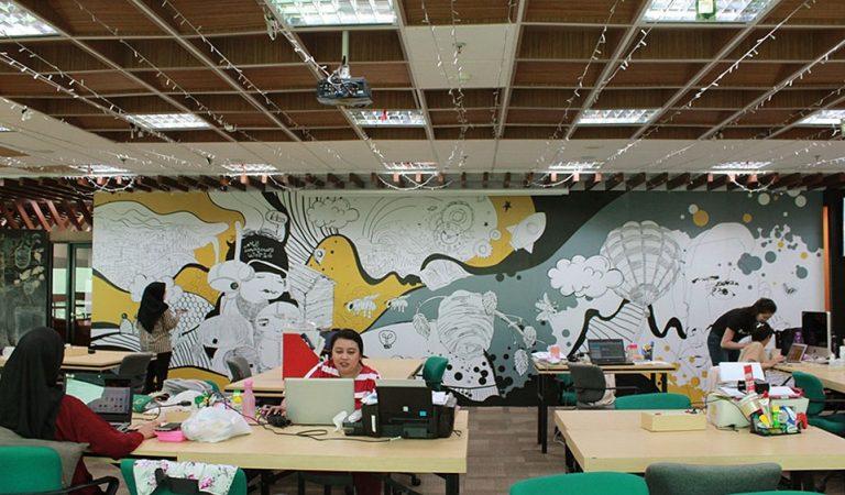 Apiary Coworking Space: Tempat Kerja Super Cozy di Jakarta Barat