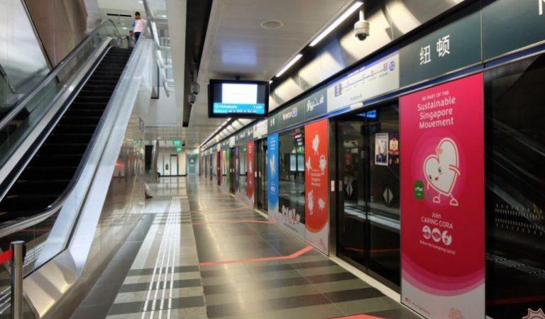 Ternyata Jenius Bisa Dipakai Untuk MRT dan Bus di Singapore Loh! Ini Dia Caranya!