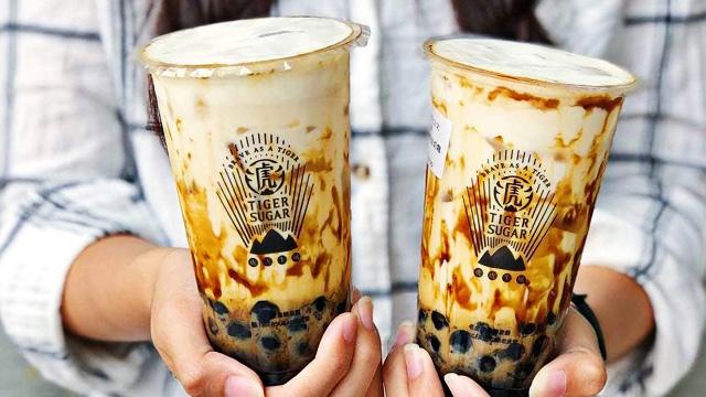 Rumah Sakit di Singapura Memperingatkan Brown Sugar Millk Tea Adalah Bubble Tea Yang Paling Tidak Sehat
