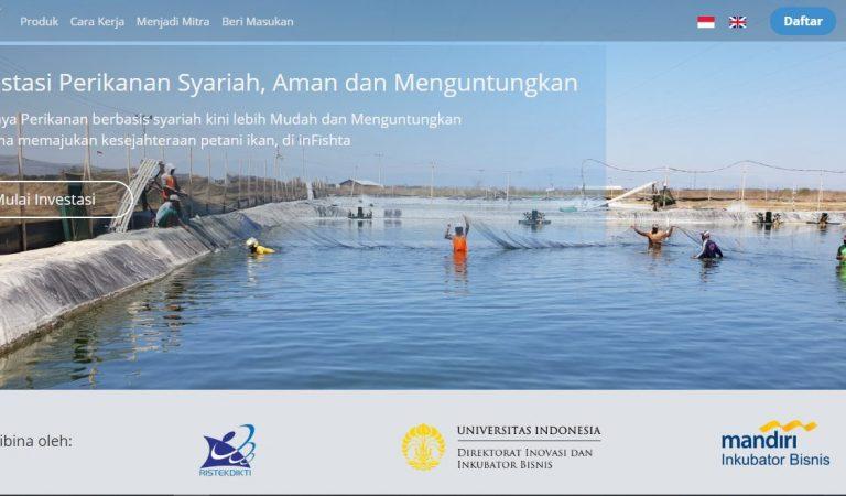 Infishta: Investasi Perikanan Berbasis Syariah Semudah Belanja Online