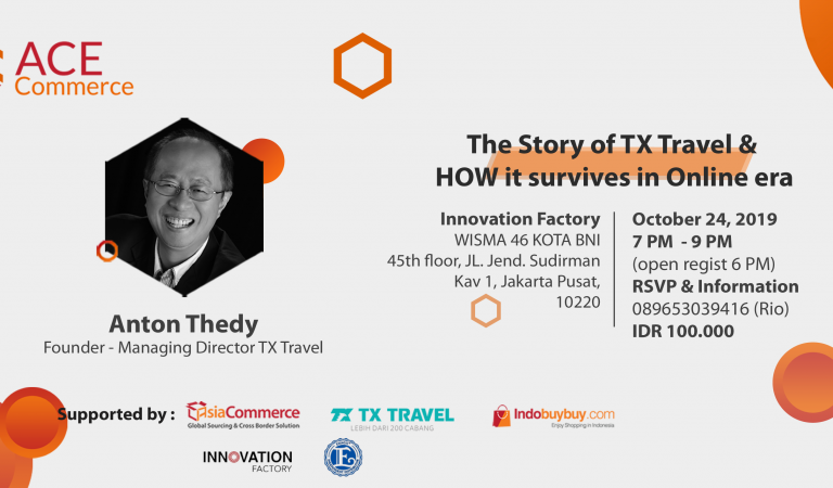 [EVENT] The Story of TX Travel & HOW It Survive In Online Era