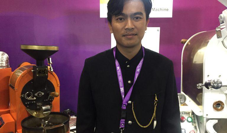 Eiko Coffe Roaster Machine: Mesin Sangrai Kopi Buatan Anak Muda Asal Jember