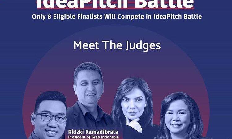 Ideanation Future Festival (IFF) 2019: Puncak Rangkaian Kompetisi Inovasi Ideanation. Dimeriahkan Sejumlah Speakers Profesional!