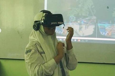Millealab: VR Menjadi Media Pembelajaran Yang Menyenangkan
