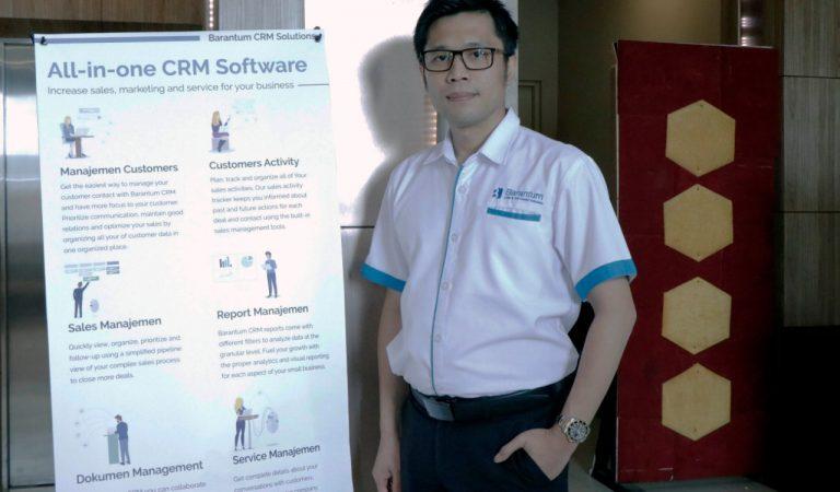 Aplikasi Software CRM Buatan Anak Bangsa Saingi Produk Asing