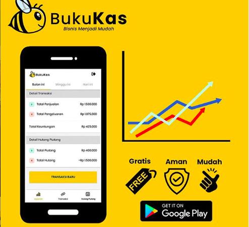 BukuKas, Aplikasi Kelola Keuangan Untuk UMKM