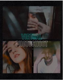 Trend Virtual Photoshoot, Bersama Celebrity Photographer Frame A Trip