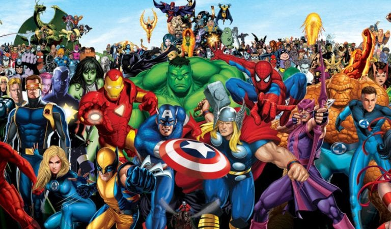 Siapa superhero yang mirip dengan kamu?
