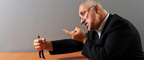 5 Sikap Buruk Pemimpin Yang Tidak Profesional