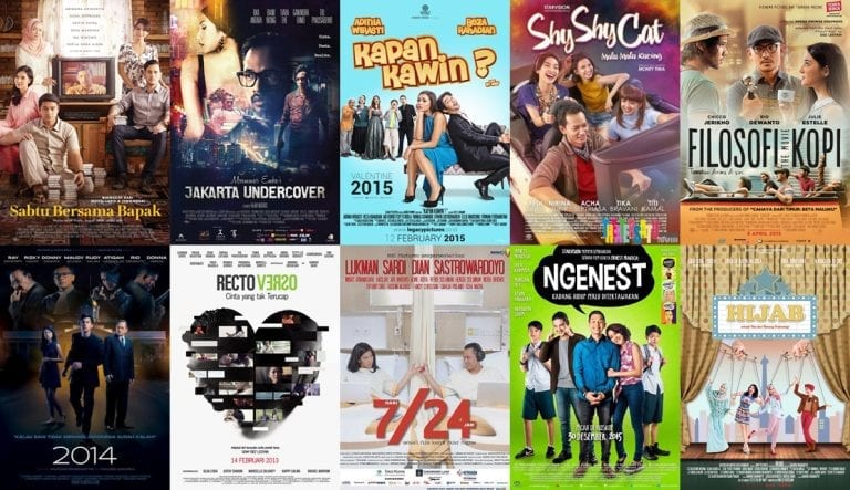 Sepuluh Film Drama Dan Semacamnya Indonesia Ter Favorit Dari Tahun