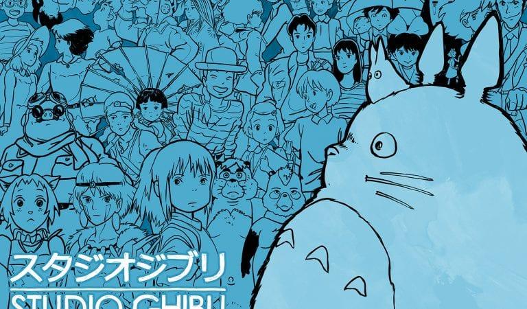 Studio Ghibli, Animasi Cantik Dengan Segudang Pesan