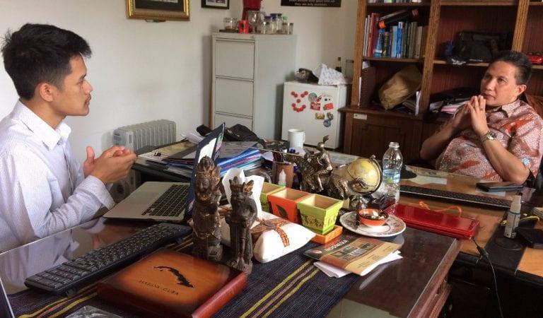 Mahesa Abby Dan Keseruan Magang Di KBRI Negara Bulgaria