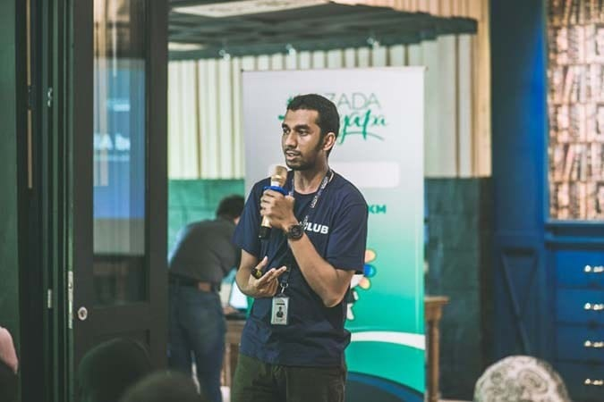 Achmad Alkatiri: Chief Growth Officer Ayopop 'Kerja di Startup Harus Punya Mental yang Kuat'