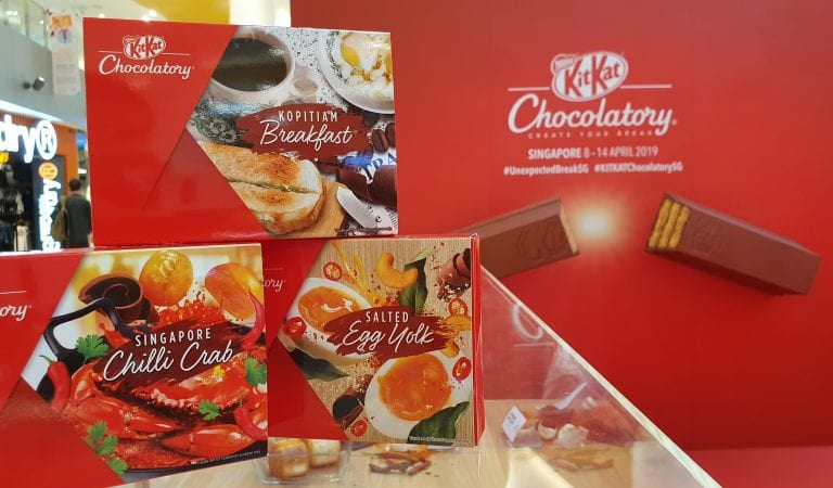 KitKat Rasa Khas Lokal Hadir Di Singapore
