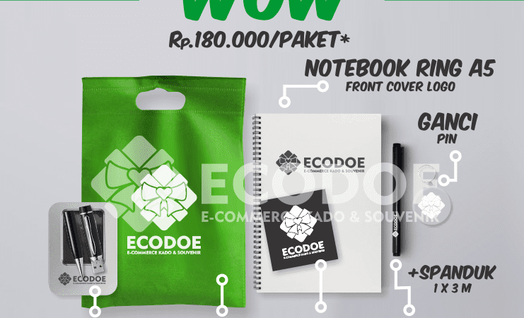 Ecodoe: Solusi Untuk Kamu Yang Butuh Seminar Kit