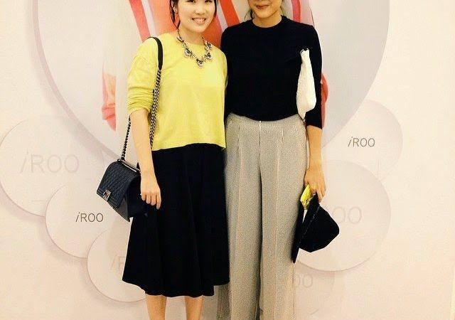 Ria Sarwono & Carline Darjanto Bersahabat Mulai SMP Hingga Akhirnya Mendirikan Bisnis Bersama