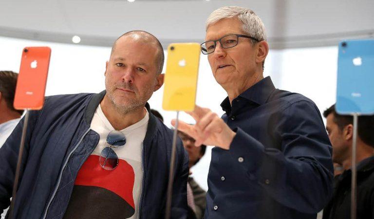 Desainer iPhone, Jony Ive Mundur Dari Apple