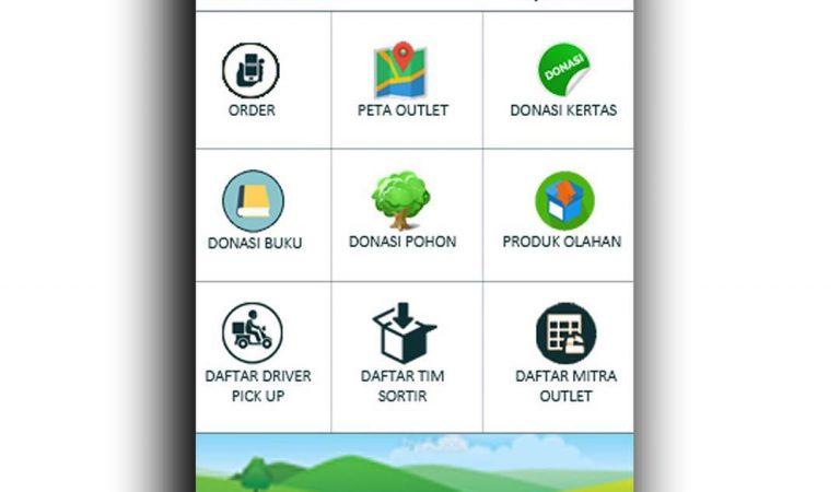 Loakin Go: Platform Digital Jasa Pengepul Sampah Kertas ON DEMAND