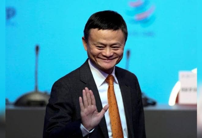Jack Ma Akhirnya Mundur Dari Alibaba