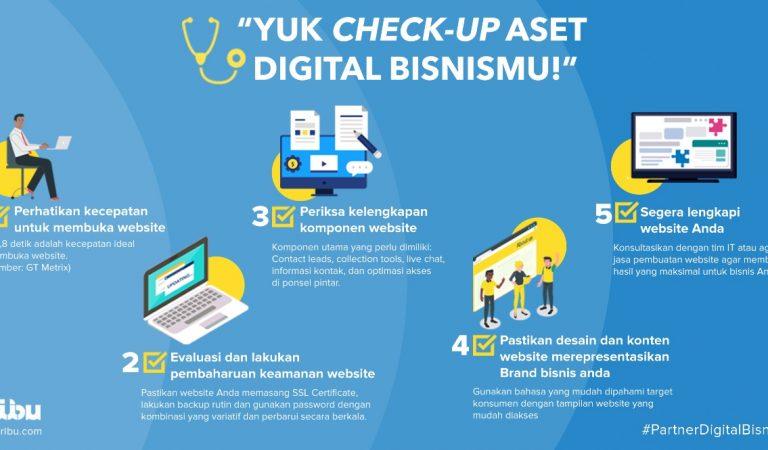 Lakukan Digital Check-up untuk Tingkatkan Performa Bisnis Online
