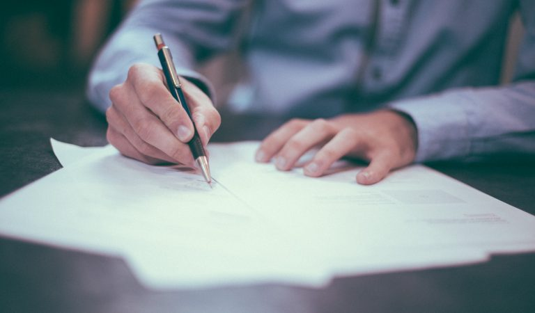 Contoh Penulisan dan Topik Surat Resign