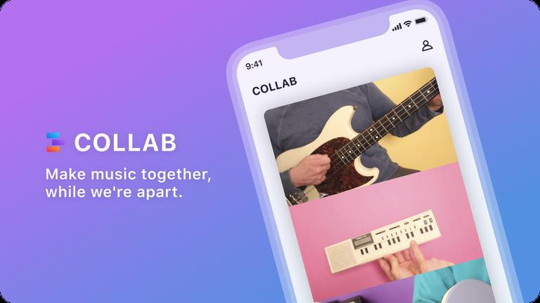 """Buat Karya Musik Lewat Apps, Facebook Luncurkan Aplikasi """"Collab"""""""