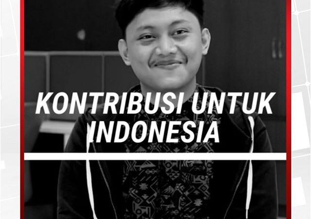 Kontribusi Milenial Untuk Indonesia Di Tengah Pandemi Covid-19