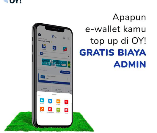 Dengan OY! Indonesia: Bisa Transfer Antar Bank Gratis!