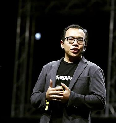Sukses Di Startup, Fajrin Rasyid Jadi Direktur Digital Telkom di Usia Muda